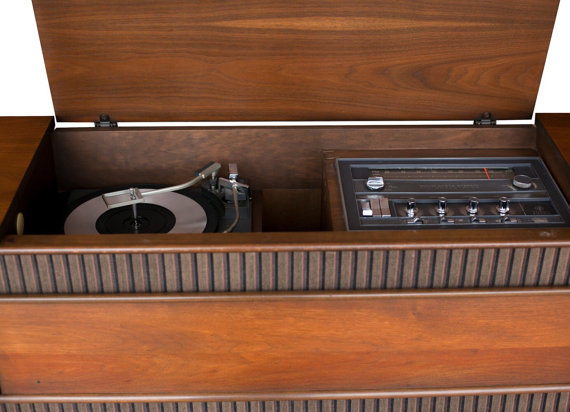 Vintage Stereo Consoles