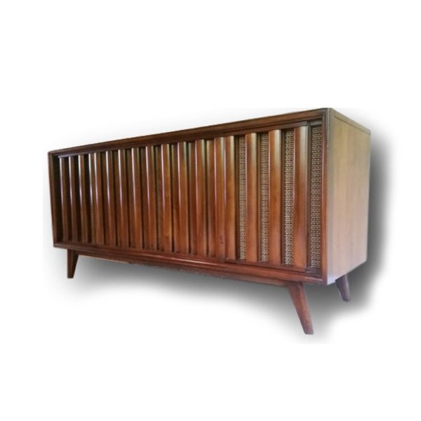 Zenith Mid-Century Modern Stereo Console